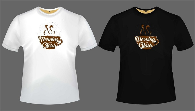 Make a Mock-Up of Your T-Shirt